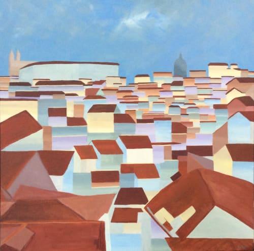 Paintings by Kathy Best Art seen at Melbourne, Melbourne - Lisbon
