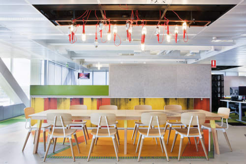Tables by Koskela at Macquarie Group Limited, Sydney - Meeting Room Tables
