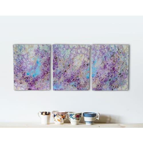Wall Hangings by Chieko Shimizu Fujioka seen at Private Residence, Nagoya - Comfortable Torrent