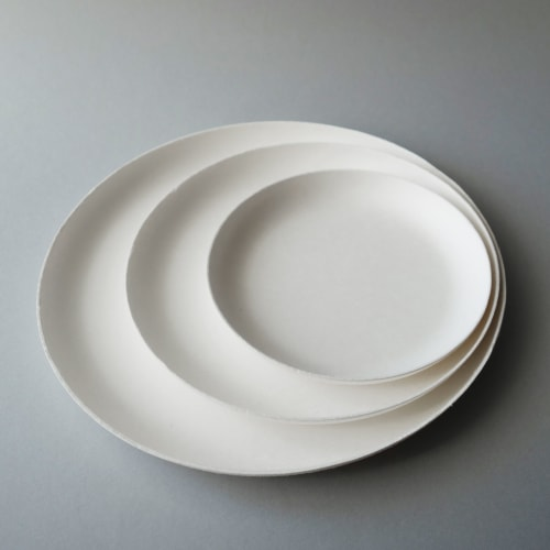 Tableware by Mieke Cuppen seen at Voorhaven 57, Rotterdam - Bagastro Disposable Dinnerware