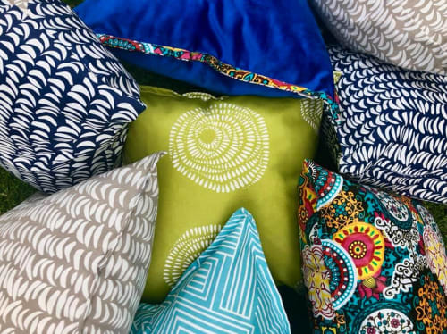 SunBurst - Pillows and Rugs & Textiles