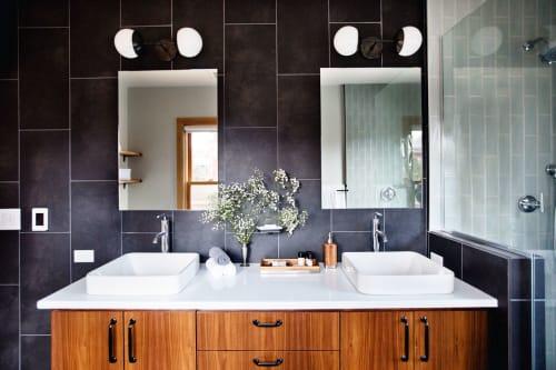 Interior Design by AshtonForDesign seen at Private Residence, Portland - Kearney Foursquare