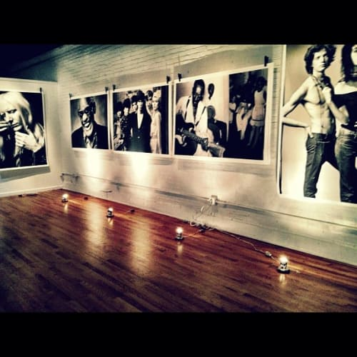 Photography by Norman Seeff Studio seen at Morrison Hotel Gallery, New York - The Power & The Passion To Create