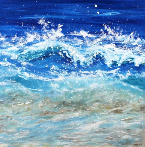 Darlene J. Winfield - Paintings and Art Curation