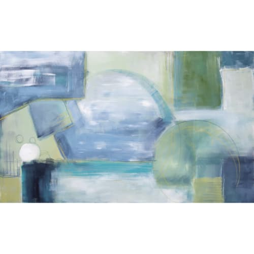 Paintings by Julia Contacessi Fine Art seen at Creator's Studio, Easton - Objects of Possession - Original