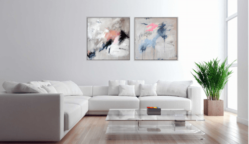 Jutta Rika Bressem - Paintings and Art