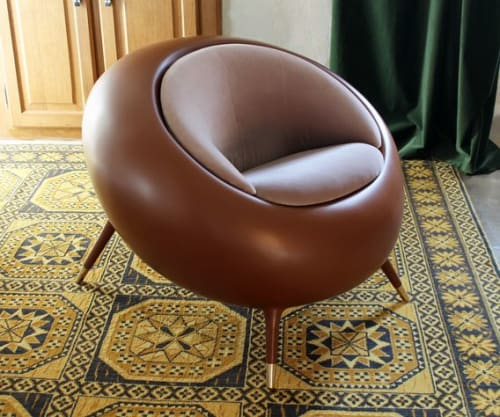 Couches & Sofas by Binome seen at Creator's Studio, Saint-Pierre-le-Moûtier - Big Acari