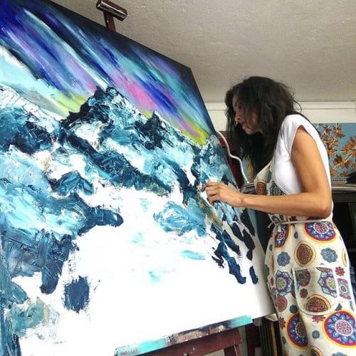 Lucy Oak Art Studio