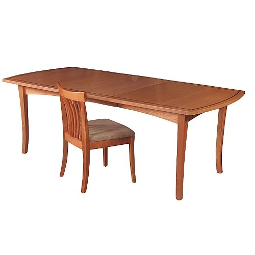Tables by Greg Aanes Furniture seen at Bellingham, Bellingham - Pacific Dining Table