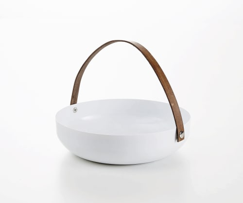 Tableware by Ndt.design seen at Delray Beach, FL, Delray Beach - Bread Basket - Dapper Collection
