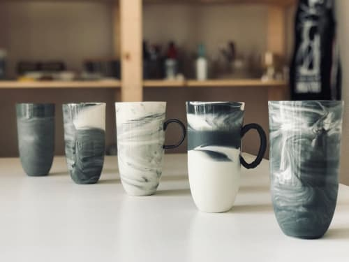 Busra Mert Artworks - Cups and Tableware