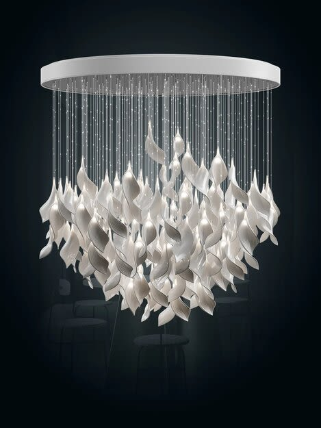 Chandeliers by Sagarti | High-end Chandelier & Decor manufacturers. seen at Private Residence, Penza - Espira_Chandelier