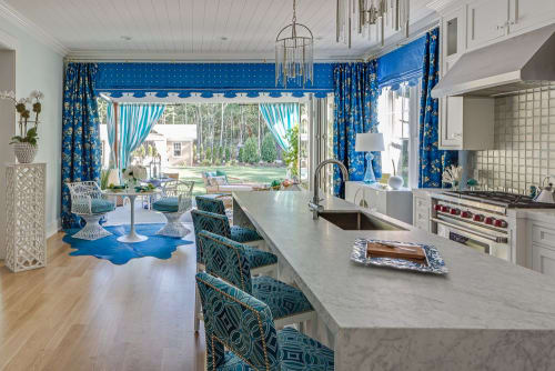 Interior Design by Marlaina Teich seen at Private Residence - Hamptons Designer Showhouse Kitchen