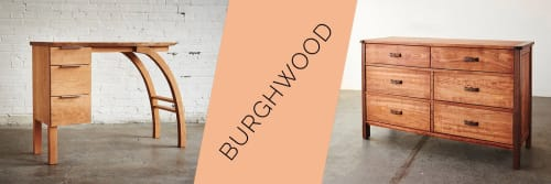 Burghwood - Tables and Furniture