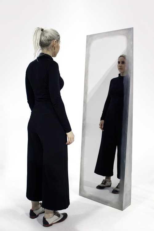 Furniture by Gustavo Martini seen at Milan, Milan - Fractious Mirror
