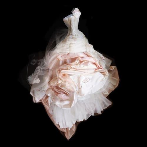 Photography by Meg Cowell - Photo Artist seen at 1124 High St, Armadale - Enchanting, Bespoke Wedding Dress Photography for Shehzarin Batha  Wedding Gowns