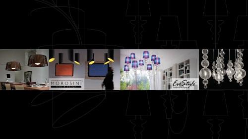 Morosini and Evi Style Brands of LUCI ITALIANE srl - Interior Design and Lighting Design