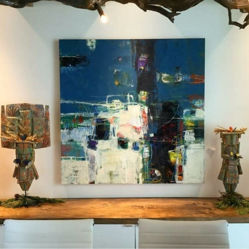 John Berry - Paintings and Art