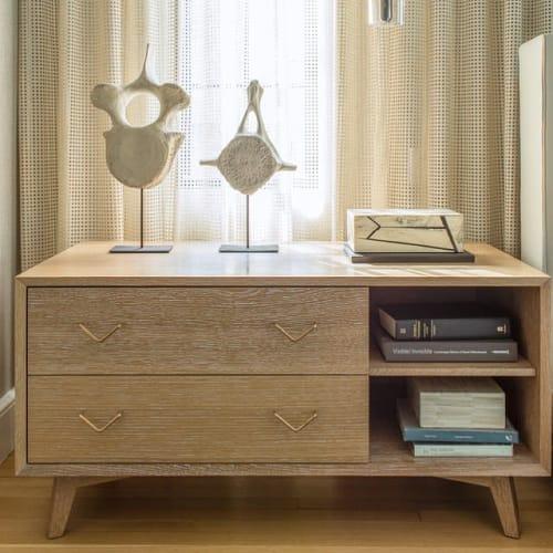 Furniture by VOLK Furniture seen at Hacin + Associates, Boston - Nightstand