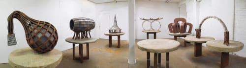 Ilan Averbuch - Public Sculptures and Public Art