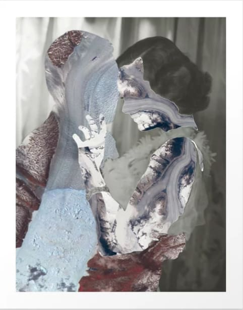 Art & Wall Decor by Erin Case seen at Aster, London - Glaciers, Ria, & Untitled works by Erin Case