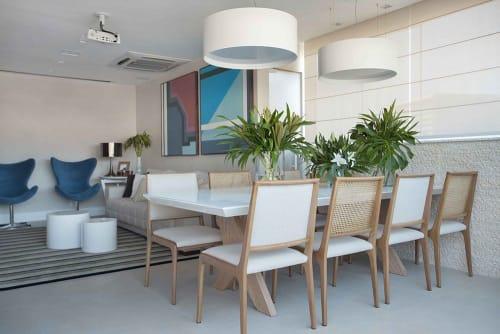 Interior Design by Mariana Martini seen at Private Residence, Maracanã - MARACANÃ | Penthouse duplex