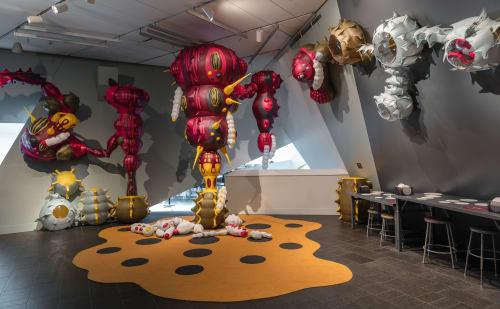 Nicole Banowetz - Public Sculptures and Public Art
