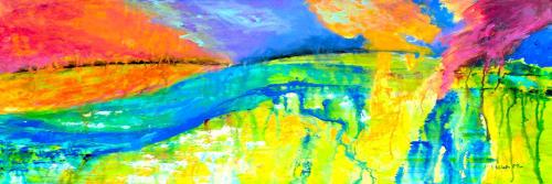 Haleh Mahbod Art - Paintings and Art