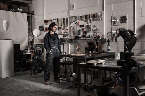 Briony Marshall Sculptor - Public Sculptures and Public Art