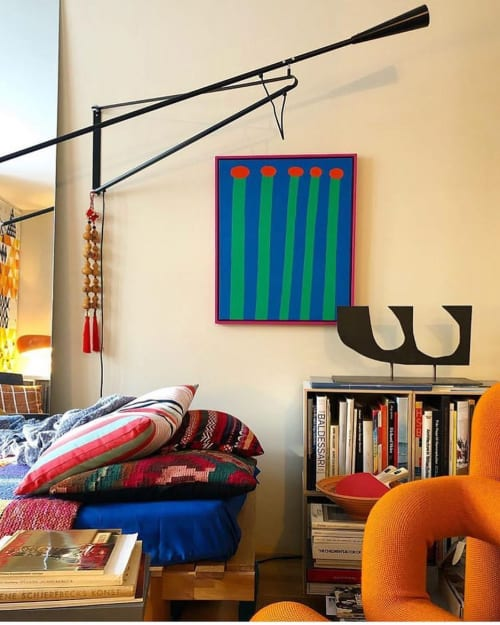 Art & Wall Decor by Cody Hudson seen at Private Residence, Stockholm - Steel Sculpture