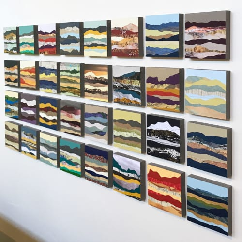 Art & Wall Decor by Lorelle Rau Studios seen at Richmond, Richmond - Mountain Mini Series
