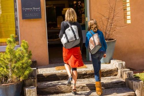 Apparel & Accessories by Lana Dura LLC seen at Taos, Taos - Tote Bag