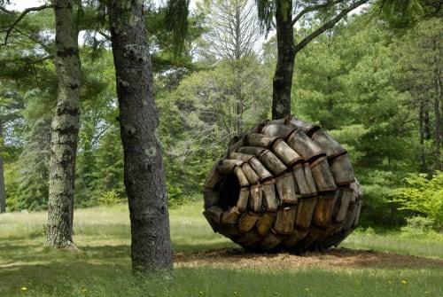Jamie Burnes - Public Sculptures and Sculptures