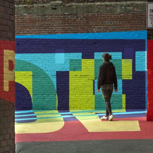 +Boa Mistura - Street Murals and Murals