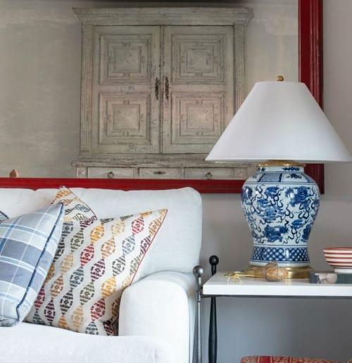 Interior Design by M. James Design Group seen at Galveston Bay - Galveston Bay