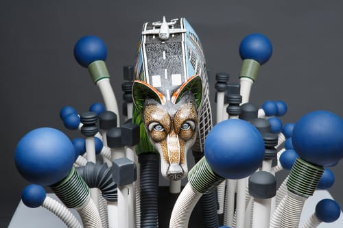 Jason Walker - Sculptures and Cups