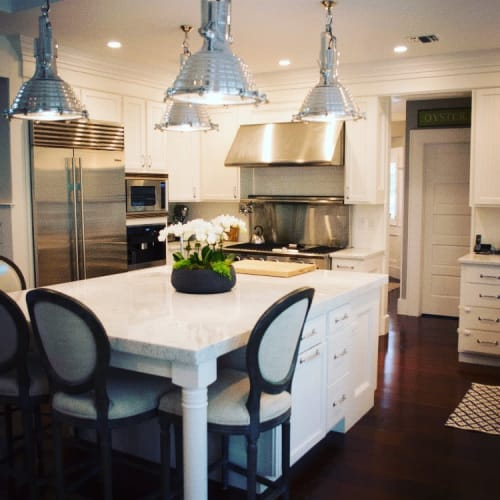 Interior Design by Michele Berrol Interiors seen at Private Residence, Oyster Bay - Interior Design