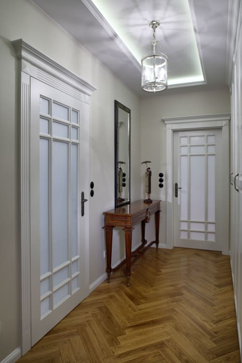 Interior Design by Roland Stańczyk architect seen at Private Residence, Warsaw - MOKOTÓW PARK