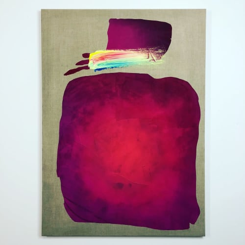 Paintings by Jonathan Todryk seen at Private Residence, Dallas - This Burning Heart