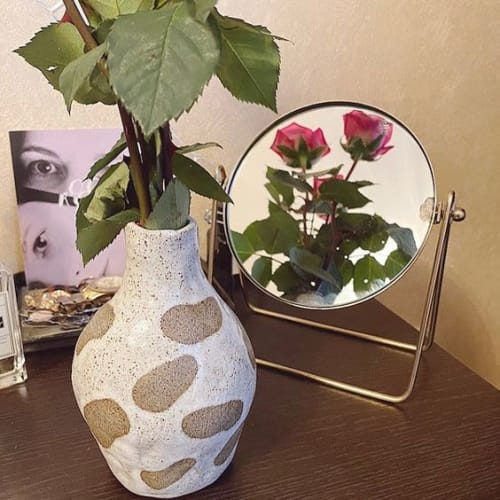 Vases & Vessels by Gypsy Gypsum seen at Private Residence, Moscow - Ornament vase