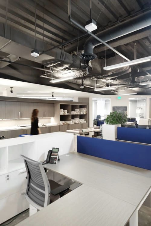 Interior Design by Omgivning seen at ICO Group of Companies, Los Angeles - ICO Development