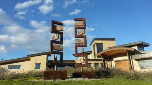 Brian Schader - Public Art and Sculptures