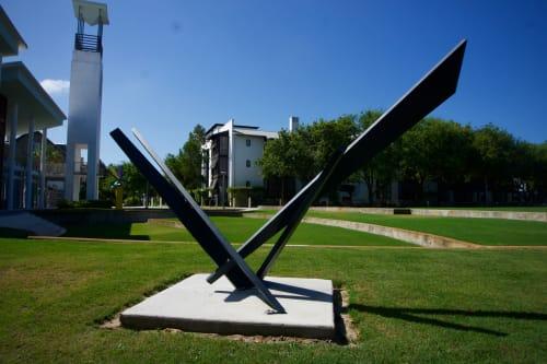 Sculptures by Steve Buduo seen at Rosemary Beach, Rosemary Beach - Vasanzio II.III.I