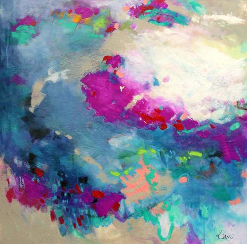 Kerri McCabe - Paintings and Art