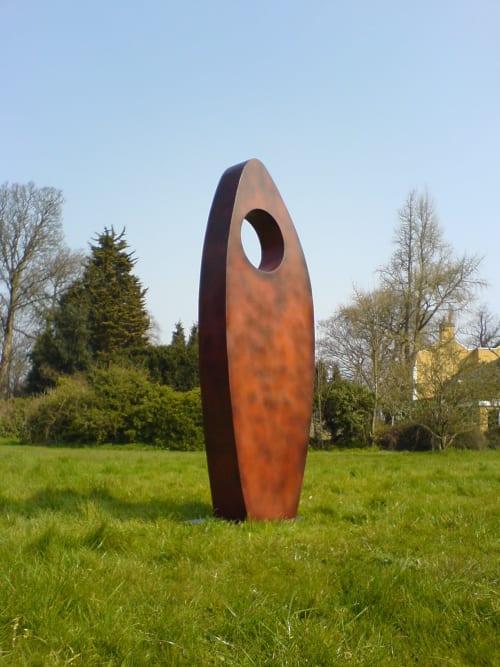 Sculptures by Steinworks Sculpture seen at England - Copper Sculptures