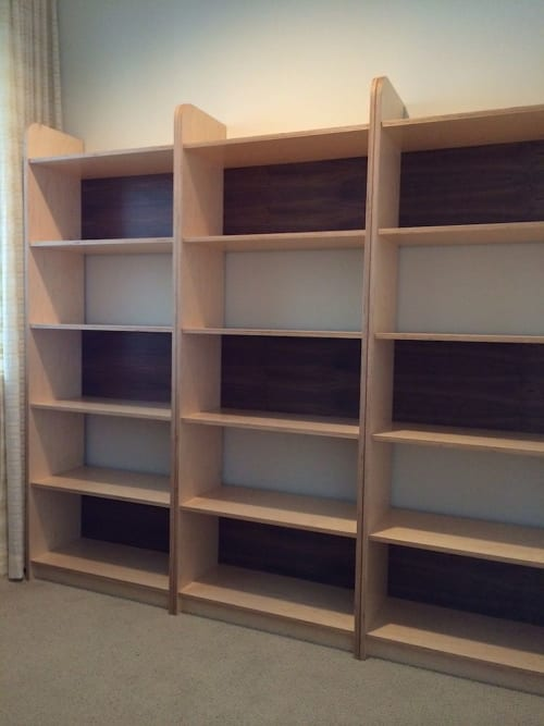 Furniture by Jason Lees Design seen at Private Residence, San Francisco - Custom JLD Bookcases