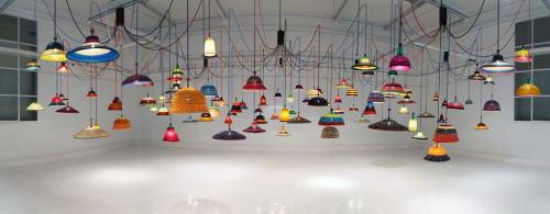 Pet Lamp by Alvaro Catalan de Ocon - Lighting Design and Renovation
