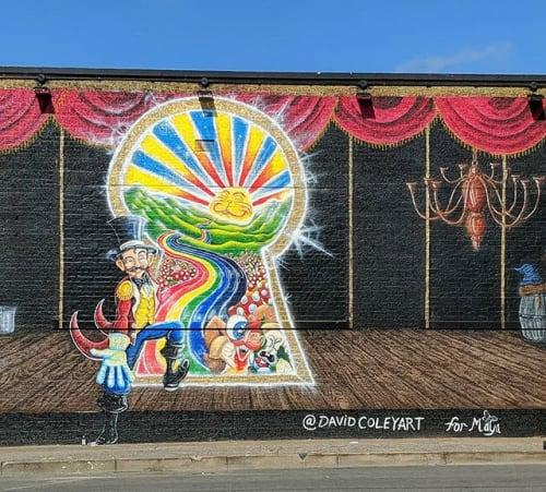 David Coley Art - Murals and Art