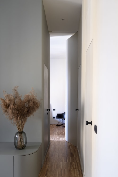 Architecture by Atelierzero seen at Private Residence, Milan - Pm house