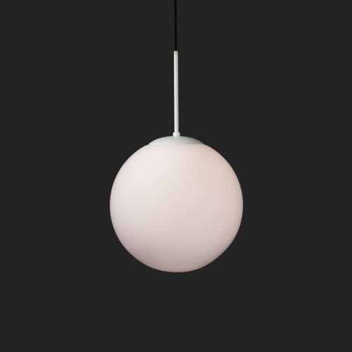 """Franklin Pendant Large 16""""   Pendants by Southern Lights Electric"""
